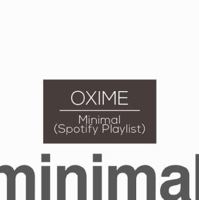 Minimal-PLaylist